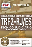 Apostila TRF2 RJ/ES 2016 Técnico