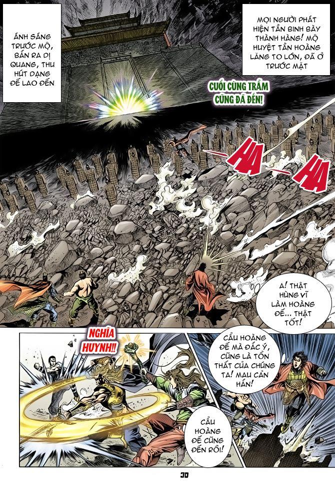 Đại Đường Uy Long chapter 52 trang 29
