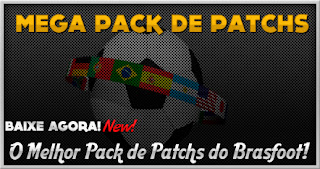 Super Pack Brasfoot 2016 + 70 Patches - Registro