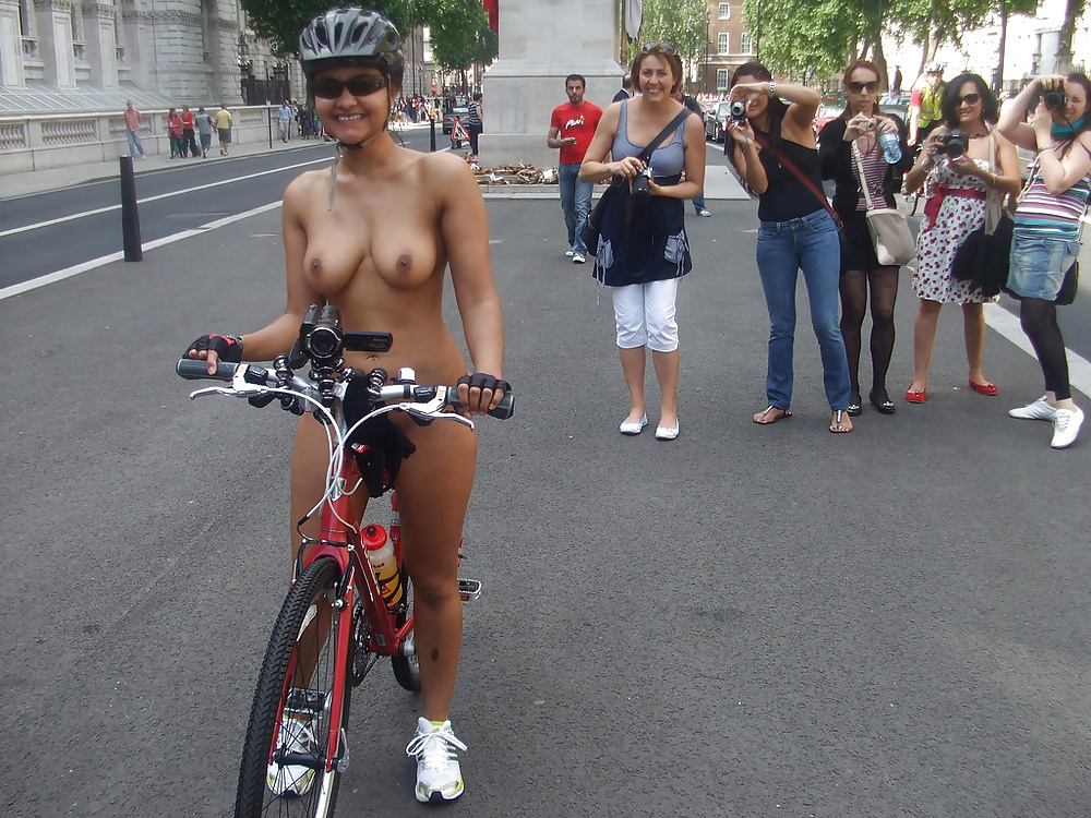 First Indian Participated In Wnbr London 2016  Meenal Jain-6541
