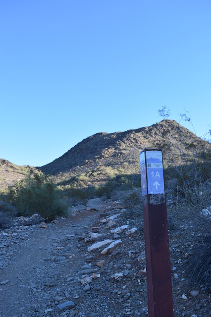 Dreamy Draw Recreation Area, Phoenix, hiking