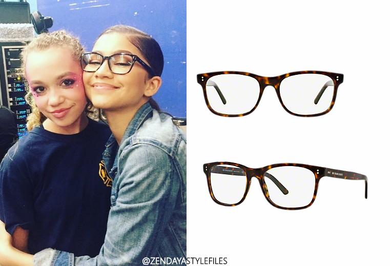 d458ee157ce REQUESTED  Zendaya s Burberry Eyeglasses!
