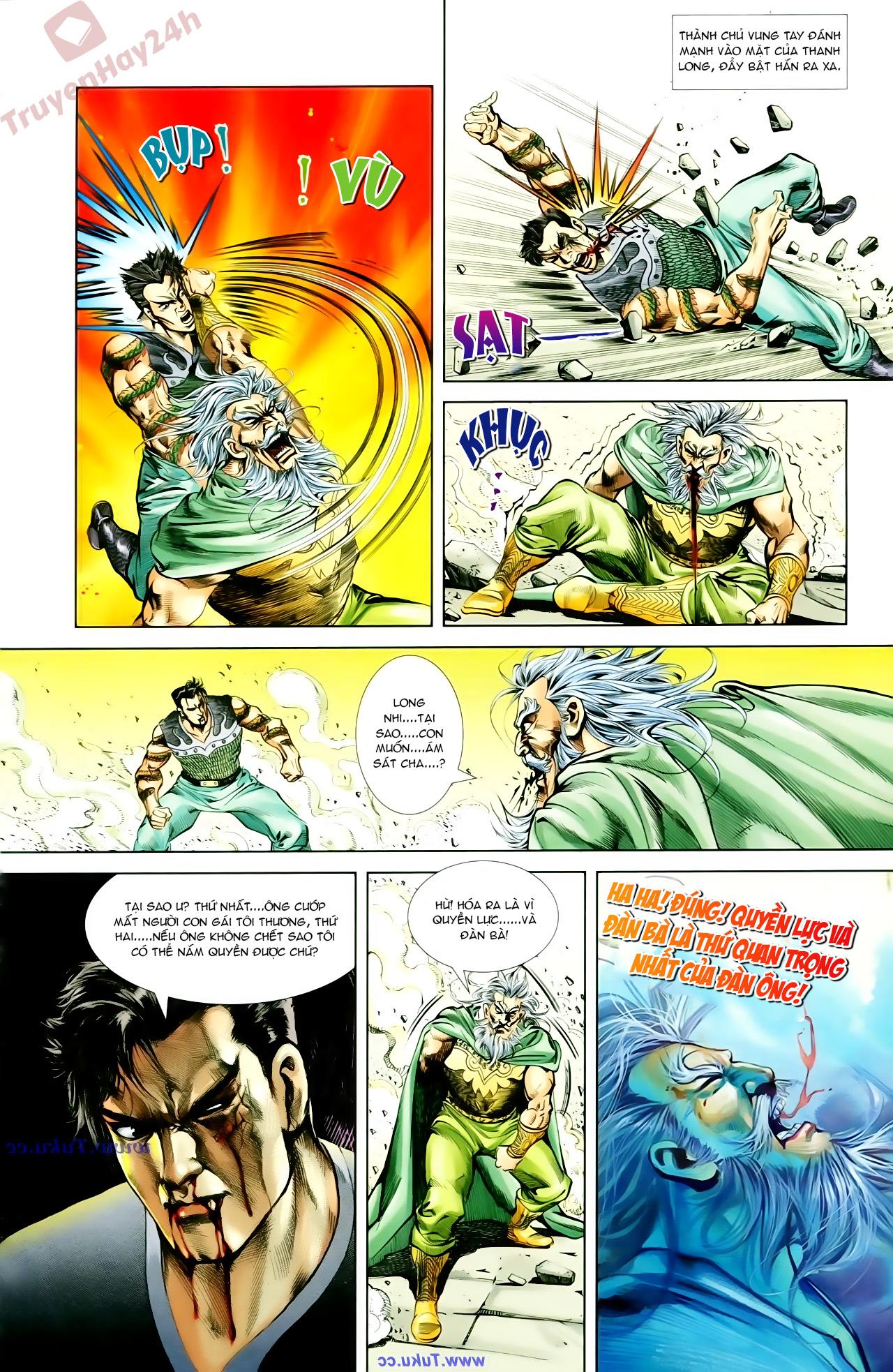 Cơ Phát Khai Chu Bản chapter 66 trang 24