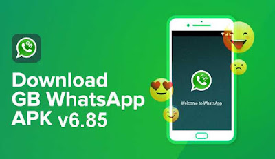 Download Free | GBWhatsApp Update version v6.85 | with sticker pack 2019