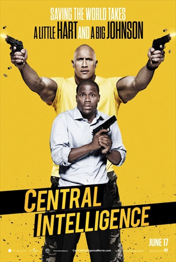 Central Intelligence 2016 English Movie Download