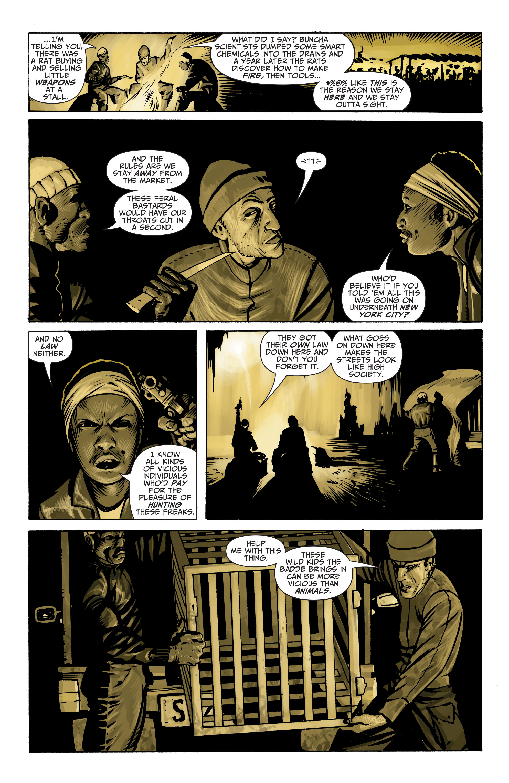 Read online Seven Soldiers: Klarion the Witch Boy comic -  Issue #2 - 15