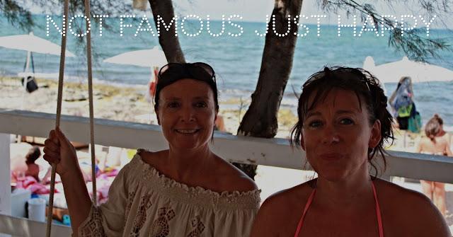 Puglia - Torre Canne - The White Beach - the swing
