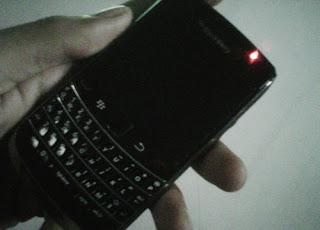 Cara Memperbaiki Blackberry Restart Sendiri