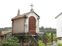 Lavacolla camino de Santiago Norte Sjeverni put sv. Jakov slike psihoputologija