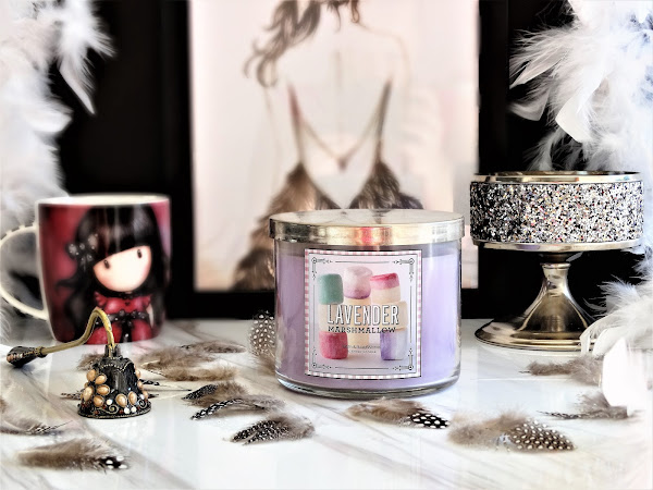 Lavender Marshmallow - Bath & Body Works