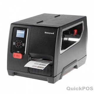 honeywell label printer