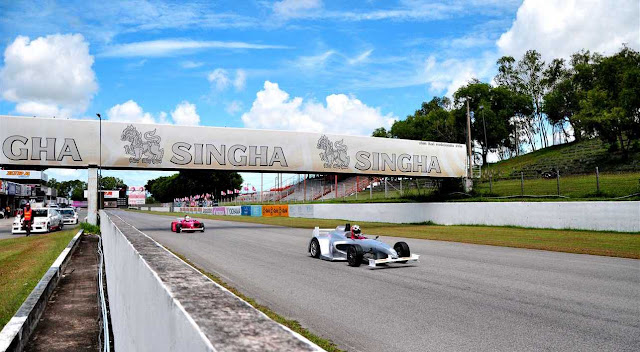 Formula Car Racing is a dangerous yet thrilling sport