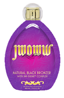 JWOWW Natural Black Bronzer™ with Ink-Drink
