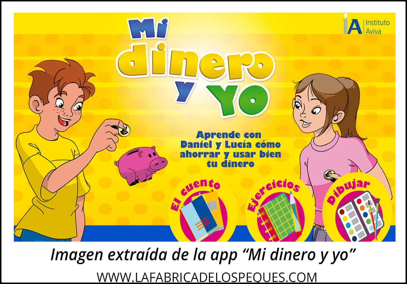 """Educación financiera para niños y niñas: App """"Mi dinero y yo"""" - La ..."""