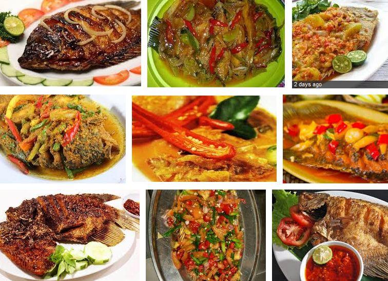 Resep Masak Ikan Gurame