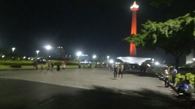 Tugu Monas, Ikon Jakarta Indonesia Yang Maha Agung