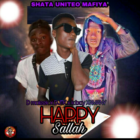 Happy Sallah Music | Sabon Shata x Boyxamany