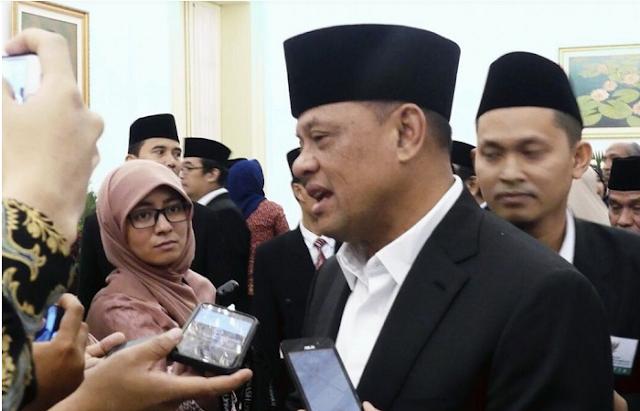 Gatot Ogah Buka Kekurangan Jokowi dan Prabowo