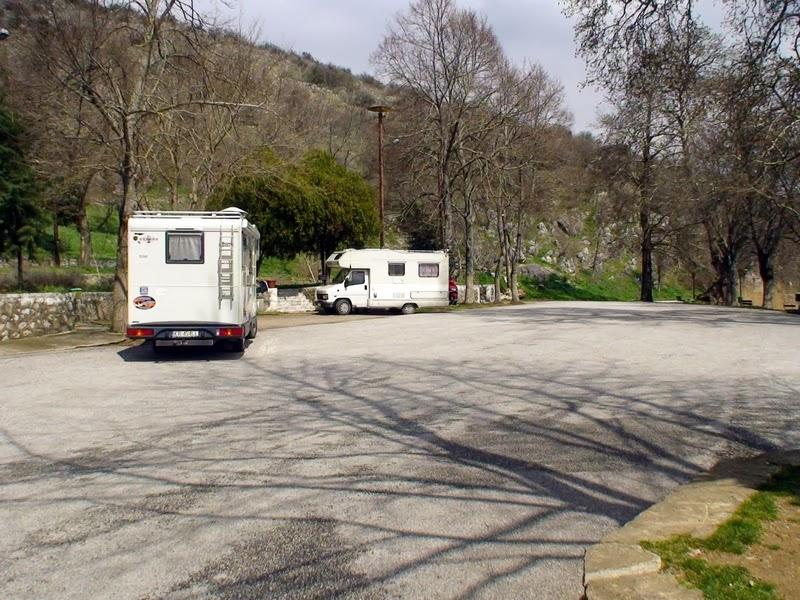 Kempingi z pełnym podłączeniem w Gruzji