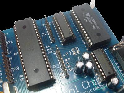 Microcontrolador 8051 Detalhado Pdf