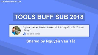 Share Tools Buff Sub - Hack Theo Dõi tự động 2018 | TOÀN SIÊU NHÂN