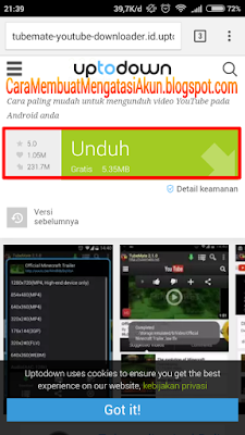aplikasi download video youtube gratis