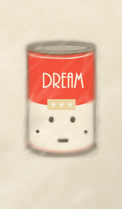 Dream CAN_vintage