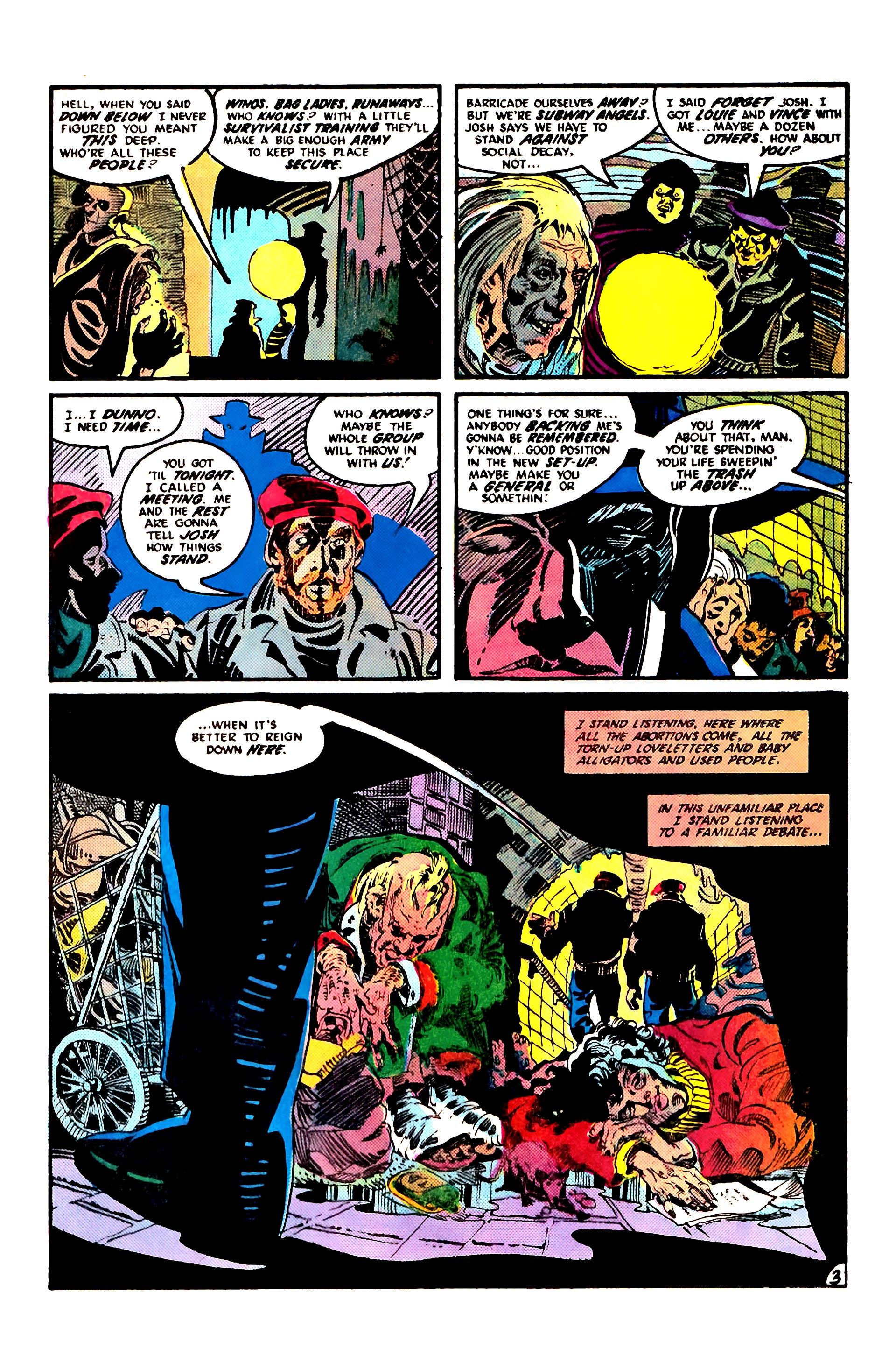 Read online Secret Origins (1986) comic -  Issue #10 - 41