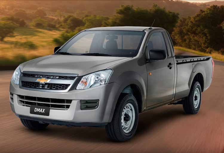 Chevrolet D-Max Diesel 4x2 Cabina Simple