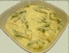 Como fazer molho de aspargos bem fácil e barato