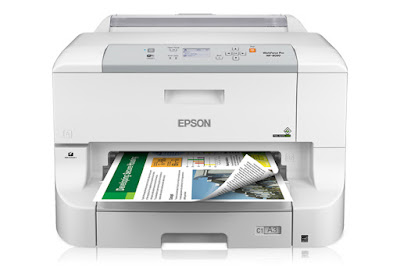 Download Epson WorkForce Pro WF-8090 drivers