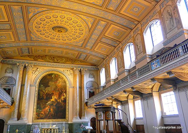 Capela do Colégio Naval de Greenwich
