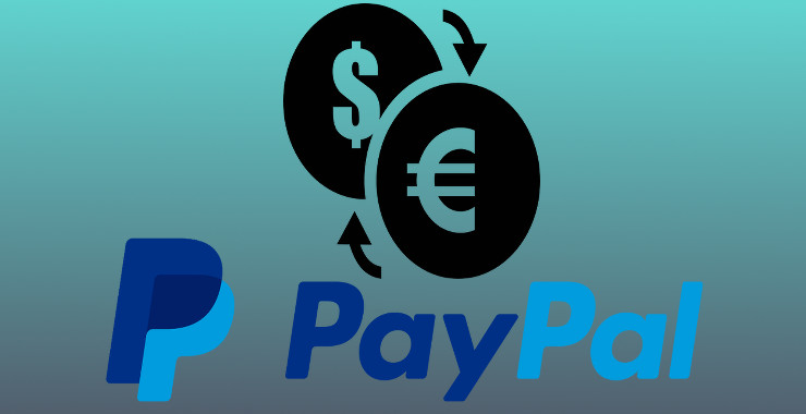 Paypal convertir dollar en euro