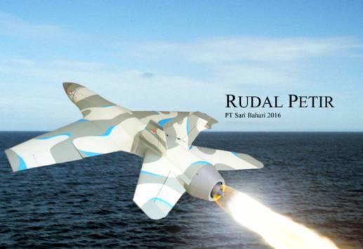 RUDAL PETIR Rudal Tempur Buatan Indonesia Sekelas Tomahawk