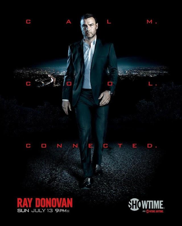 Mundo Series: Ray Donovan, temporada dos