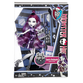 MH Ghoul's Night Out Spectra Vondergeist Doll