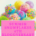 Summer Snowflakes Presents: BLOGOVERSARY NUMBER FOUR