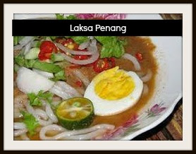 Laksa Penang with Shirataki Noodles