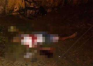 Jovem é executado a tiros próximo ao matadouro em Sousa