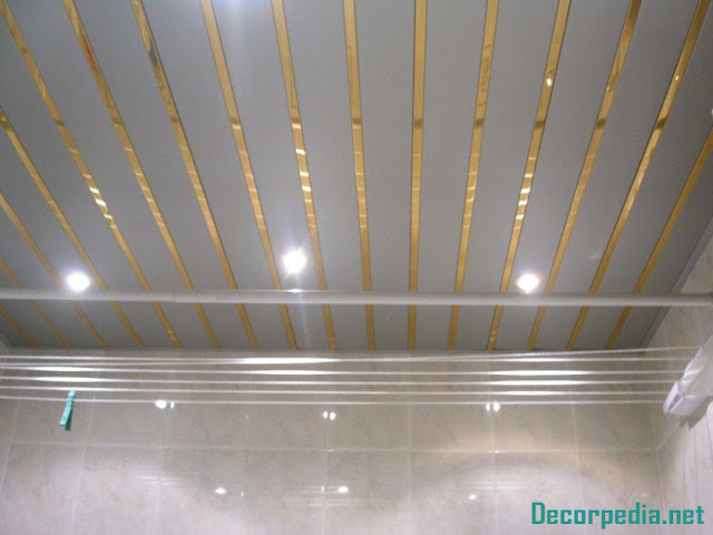 bathroom ceiling designs 2019, glass ceiling for bathroom with lighting ideas