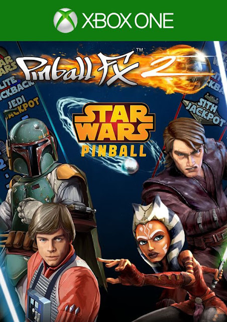 Star Wars Pinball The Force Awakens Download Cover Free Game