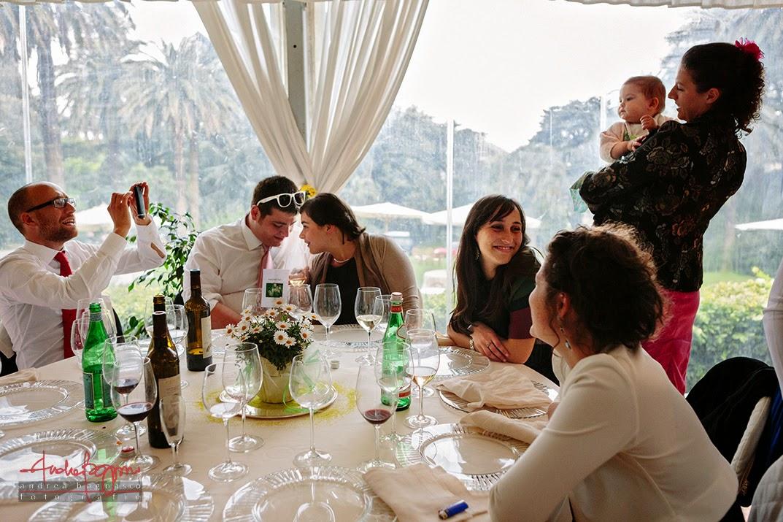 invitati matrimonio Genova Palazzo della Torre
