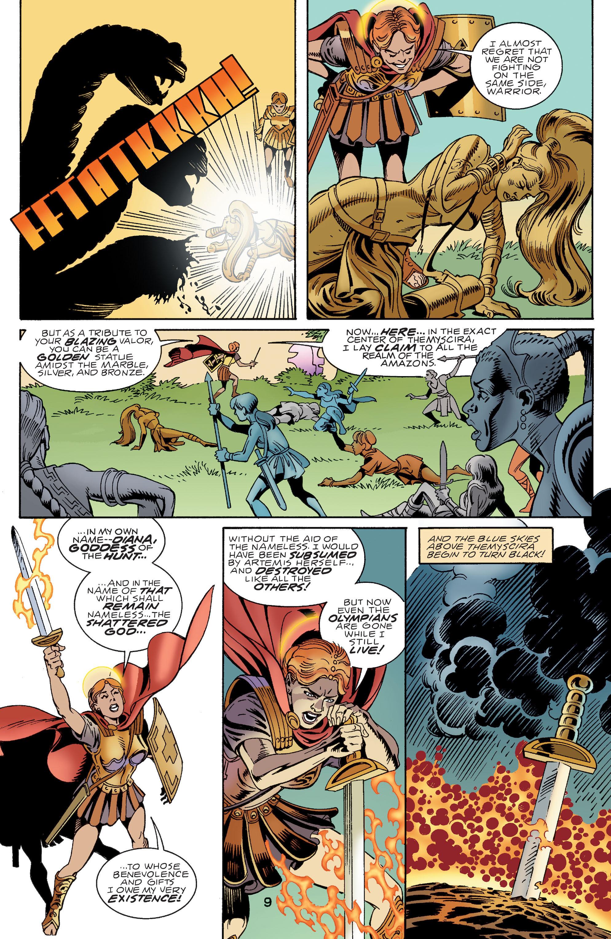 Read online Wonder Woman (1987) comic -  Issue #191 - 9