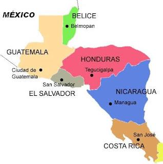 Honduras, el Salvador