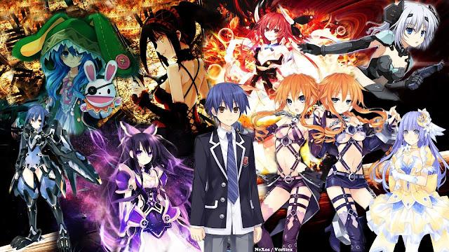 Download Anime Date A Live Season 2 BD (Episode 1-10) Sub Indo + OVA