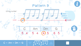 arpeggio pattern