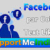 Facebook पर colorfull text ( Message ) कैसे लिखे?