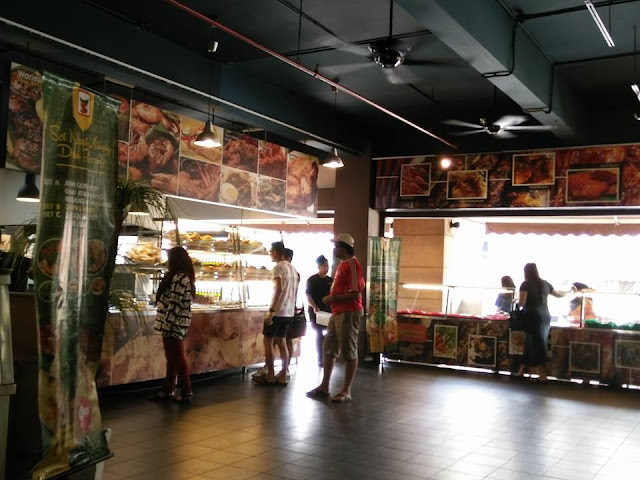Tempat Ambil Makanan (Tengahari) Di Restoran Simpang Tiga Ipoh