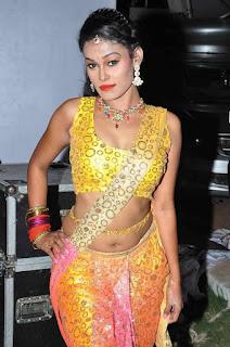 Actress Nisha Stills at Eedo Rakam Aado Rakam Movie Audio Launch 0001