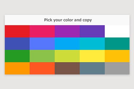 Cara Membuat Color Picker Di Laman Statis Blog